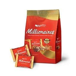Pangburns Millionaire$ Gusset Bag, 16.75 Ounce