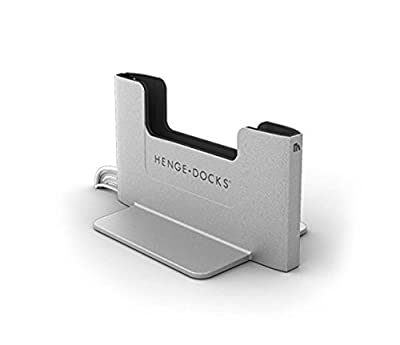 Henge Docks Vertical Docking Station for the 13-inch MacBook Pro with Retina Display, Metal Edition from Henge Docks