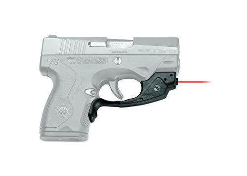 Crimson Trace LG-483 Laserguard Red Laser Sight for Beretta Nano Pistols