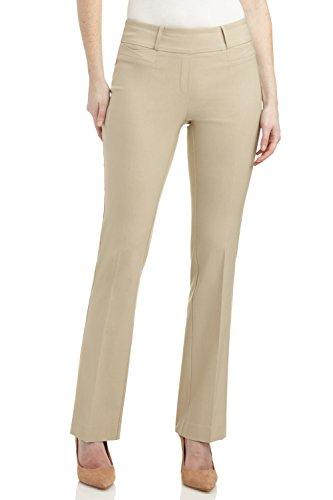 cut Pietra di Rekucci Pantaloni appena boot per grande conforto donna qYtzPtxS