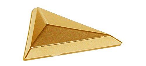 Pinewood Derby Tungsten Triangle Weight