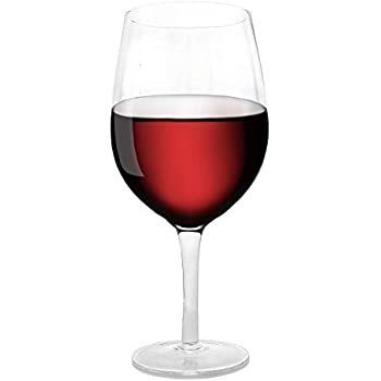Daron giant wine glass toys games for Large red wine glass
