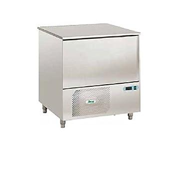abbattitore surgelatore de temperatura 5 bandejas GN 1/1 600 × 400