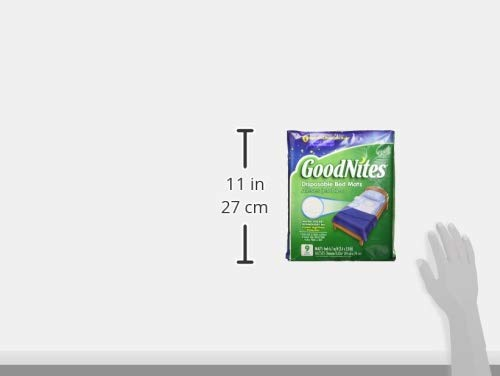 Goodnites Disposable Bed Mats - 36 Ct. by GoodNites (Image #3)