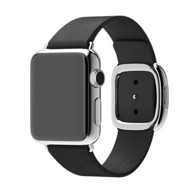 Apple Watch 38mm Mサイズ MJYL2J/A [ブラックモダンバックル]