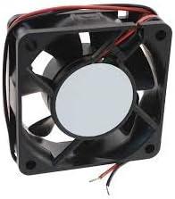 24VDC 2-Wire 15.9CFM NMB TECHNOLOGIES 2408NL-05W-B40-L00 DC Fans DC Axial Fan 60x20mm Rib