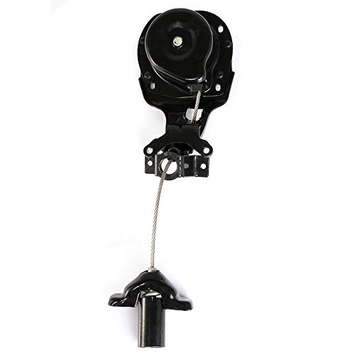 SCITOO Spare Tire Hoist Spare Tire Winch Carrier Hoist Compatible with Land Rover LR3 LR4 Land Rover Range Rover Sport LR064520