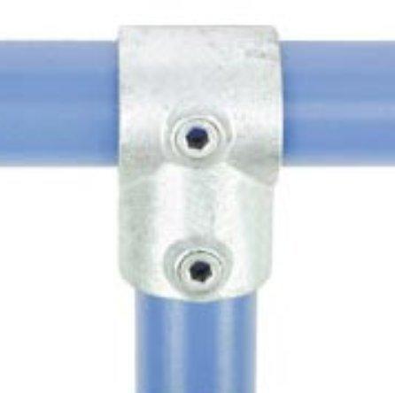 Single Socket Tee (Kee Klamp Railing)