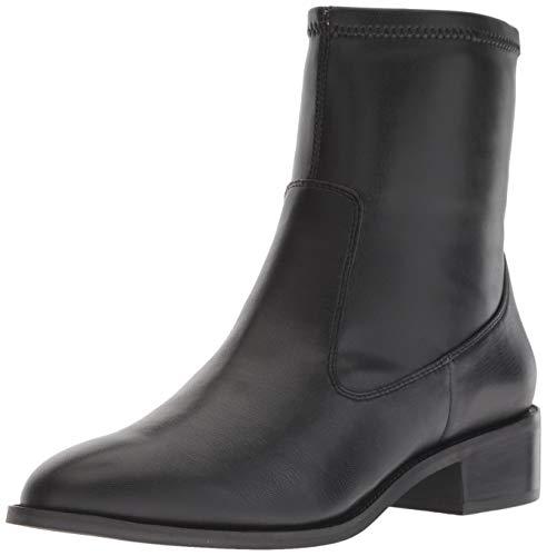 Franco Sarto Women's BEX Ankle Boot, Black, 5 M US