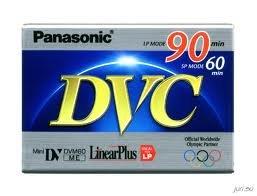 Dvc Disc - Panasonic Dvc Mini Dv Pack Of 5