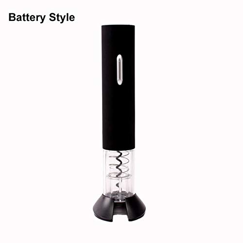 Advanced USB Charging Electric Wine Opener Corkscrew Automatic Wine Bottle Opener Kit Cordless With Foil Cutter Kitchen & Bar Accessories battery style