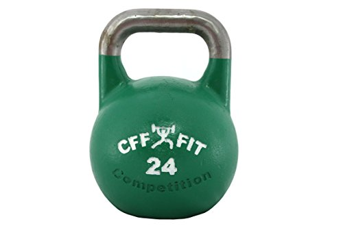 CFF 24 kg Pro Competition Russian Kettlebell (Girya) Great for Cross Training and MMA Training!