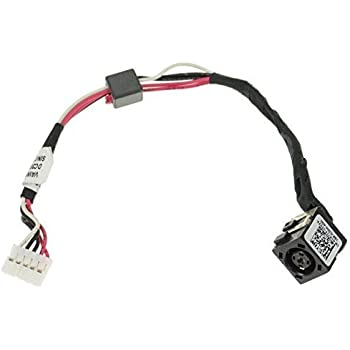 31WnEpXRfcL._SL500_AC_SS350_ amazon com new ac dc power jack plug socket cable harness for cable harness at aneh.co