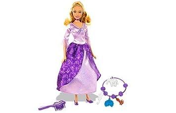 Mattel Poupee Barbie Princesse De L Ile Merveilleuse Blonde