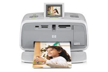 HP Photosmart A610 Printer series - Impresora fotográfica ...
