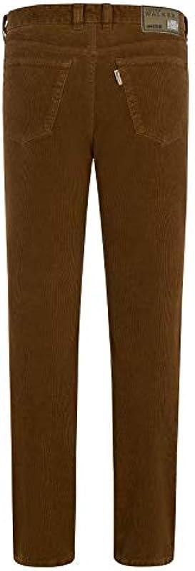 Joker męskie dżinsy Kord Harlem Walker Cognac - 40W / 30L: Odzież
