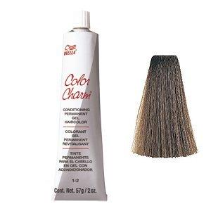 Wella Color Charm Permanent Gel Hair Color #4N Medium Brown