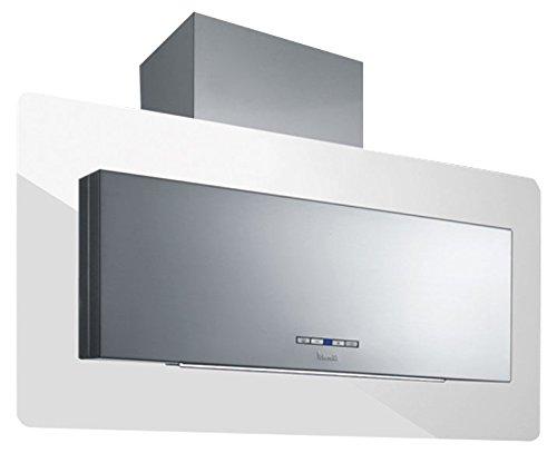 Baraldi diseño Campana extractora de Cocina trisia 90 cm ...