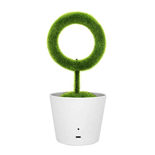 Eco Breeze Home and Office Desktop Air Purifier Removes Smoke and Bad Odors (Best Indoor Plants For Allergies)