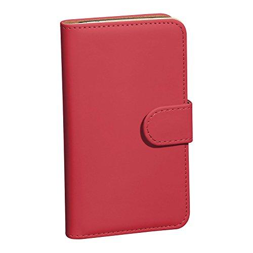 PEDEA Tasche für Apple iPhone 6 rot