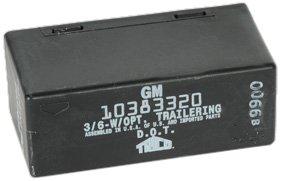 ACDelco 10383320 GM Original Equipment Hazard Warning and Turn Signal Flasher