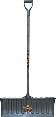(THE AMES COMPANY GARANT P Grizzly Heavy Duty Poly Pusher 26 INCH)