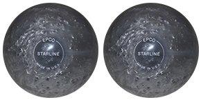 EPCO-Duckpin-Bowling-Ball-Starline-Silver-Pearl-2-Balls