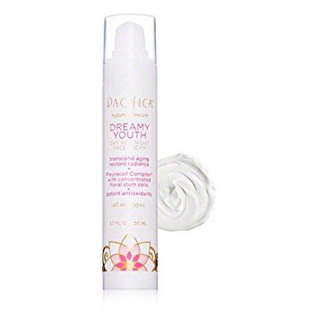 Pacifica Dreamy Youth Day & Night Face Cream with Floral Ste