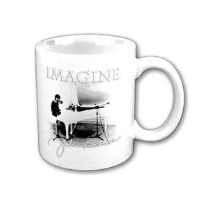 Rock Off 07893 - Taza, diseño John Lennon Imagine