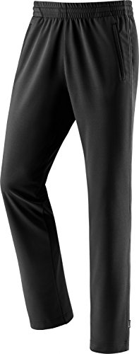 Michaelax-Fashion-Trade -  Pantaloni sportivi  - relaxed - Basic - Uomo Schwarz/Stahl (9073) 60