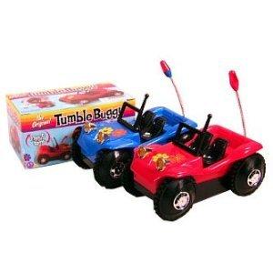 Toy Dune Buggies - Antenna Tumble Buggys Flipping Spinning Buggy Set of Two