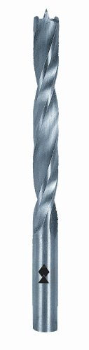 Fisch FSF-321194 5/32-Inch High Speed Steel Brad Point Drill Bit