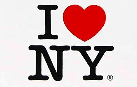 I Love New York Jumbo Magnet, New York Magnets, NYC Souvenirs, Fridge Magnets, NY Magnet
