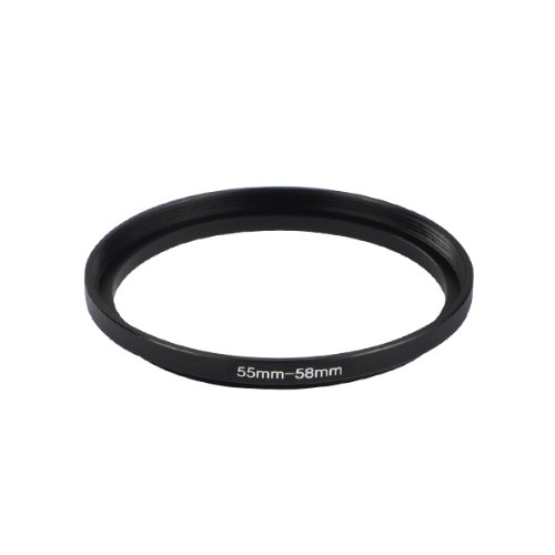 Uptell Camera Repalacement 37mm-46mm Metal Step Up Filter Ring Adapter