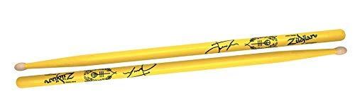 "Zildjian Josh Dun Artist Series Drumsticks""Trench"" (Yellow)"