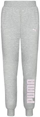 PUMA Girls Fleece Joggers