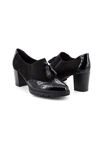 De Piel 126 Modabella Zapato Negro 1180 Negro Epzq65xw6