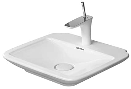Attirant Duravit 7215000001 Puravida Furniture Washbasin