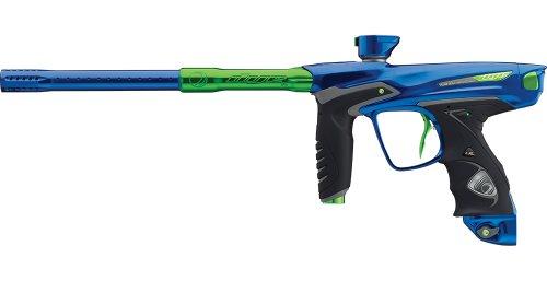 Dye DM14 Paintball Marker Gun Blue / Lime