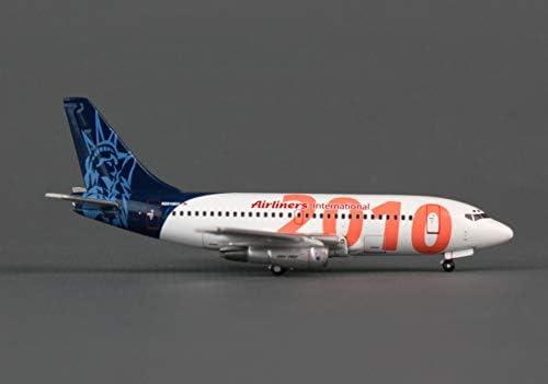 Gemini Jets 1-400 GJ1004 G-minis aviones de pasajeros Internacional 737-200 2010 Ltd Edici-n: Amazon.es: Hogar