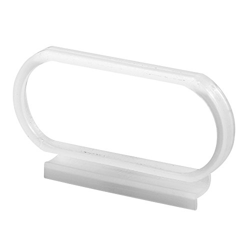 - Prime-Line Products L 5810 Window Screen Pull Tab, Clear Nylon,(Pack of 6)