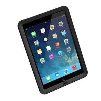 meet 82801 44502 LifeProof FRĒ iPad Air (1st Gen Only) Waterproof Case - Retail Packaging -  Black