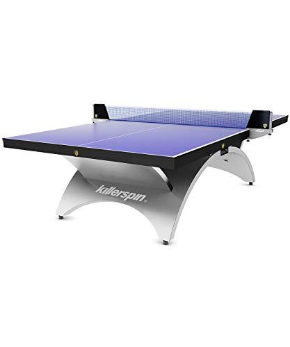 Killerspin Revolution SVR – Red1 Table Tennis Table