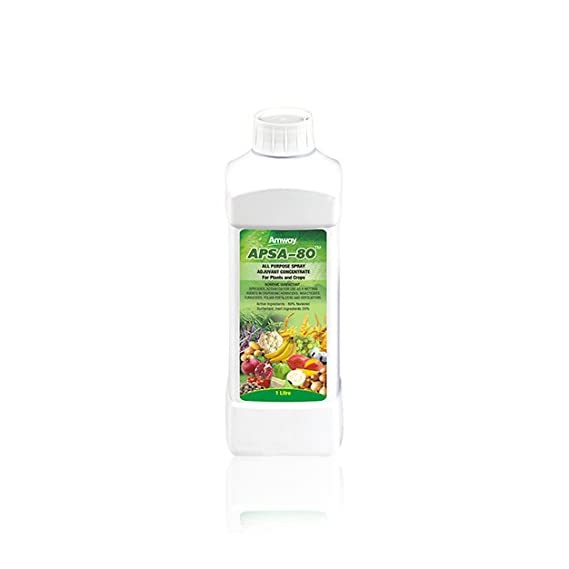 Amway APSA-80 Adjuvant Spray, 1L