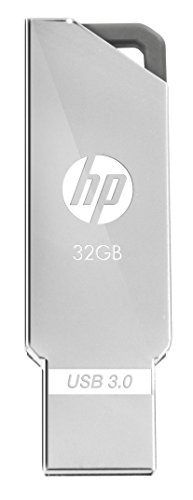 HP x740w 32 GB USB 3.0 Flash Drive (Gray)
