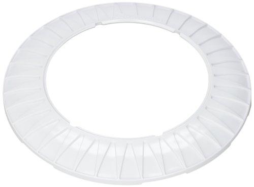 iversal ColorLogic and CrystaLogic Pool Light Trim Ring, White Burst (Hayward Ring)