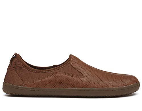 Slyde VIVOBAREFOOT Sole Barefoot with Slip Womens Casual on Leather fxR1qBU