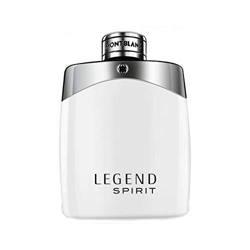MONTBLANC Legend Spirit Eau De Toilette, 6.7 Fl Oz (Mont Blanc Legend Eau De Toilette Spray)