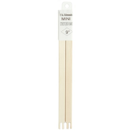 (Edmunds Mini Stretcher Bars for Needle Art, 9 by 1/2-Inch)