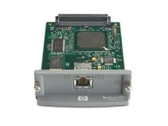 Price comparison product image New-HP J7934G - Jetdirect 620N Fast Ethernet Print Server - HEWJ7934G